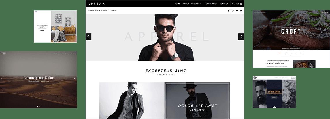 Eigene Webseite erstellen in 3 Schritten