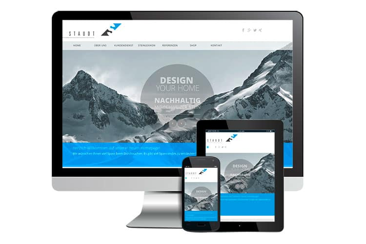 Webdesign aus Basel Land